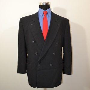 Andrew Fezza 44R Sport Coat Blazer Suit Jacket Dar